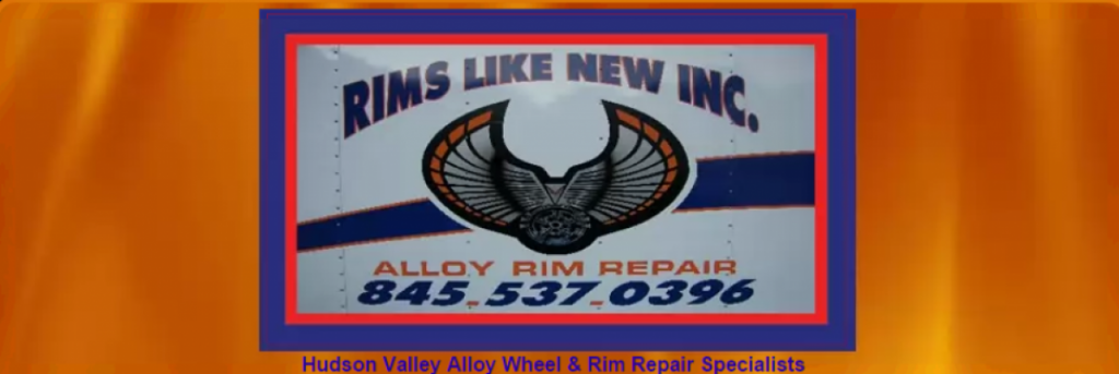 Rims Like New Wheel Repair Montgomery NY